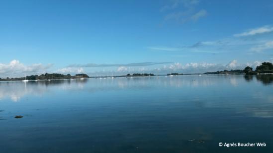 D'Arzon à Port Navalo via Le Logeo
